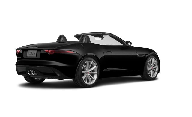 Jaguar F-Type Décapotable F-TYPE AWD 2019