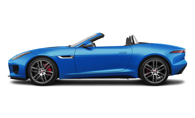 Jaguar F-Type Convertible R-DYNAMIC AWD 2019