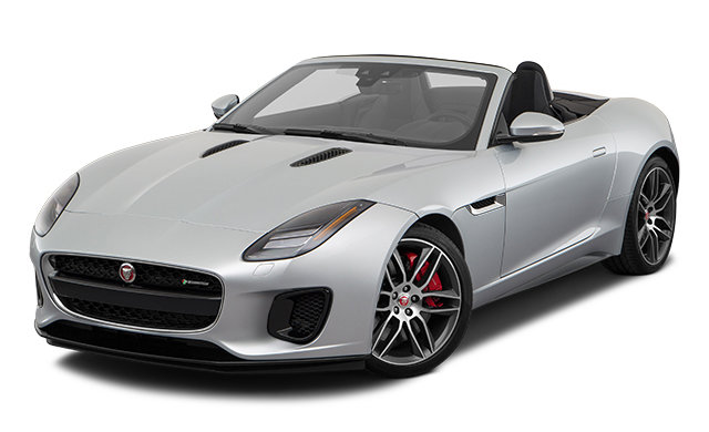 Jaguar F-Type Convertible R-DYNAMIC 2019 - 3