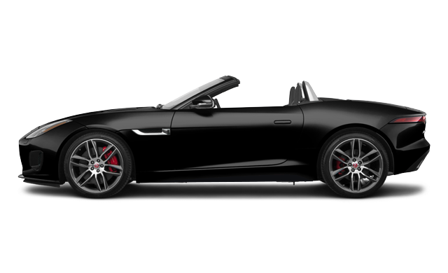 2019 Jaguar F-Type Convertible R-DYNAMIC