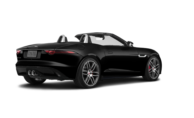 Jaguar F-Type Décapotable R-DYNAMIC 2019
