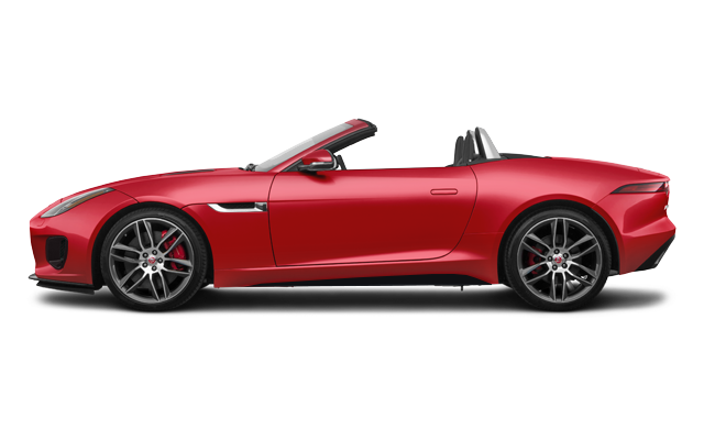 Jaguar F-Type Convertible R-DYNAMIC 2019