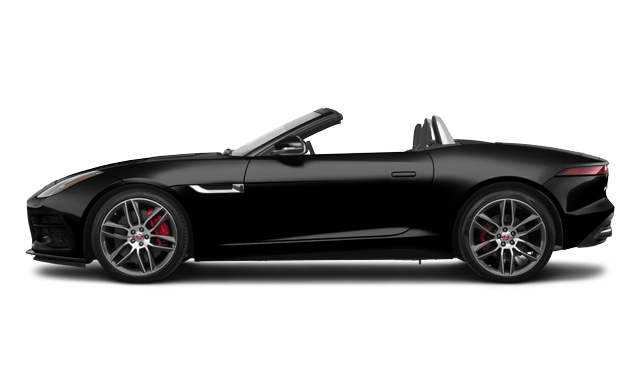 2019 Jaguar F-Type Convertible R