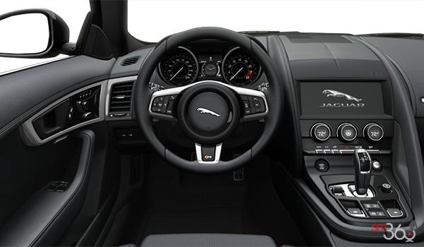 Jaguar F Type Interior >> Jaguar F-Type Décapotable R 2019 - À partir de 120 090 ...