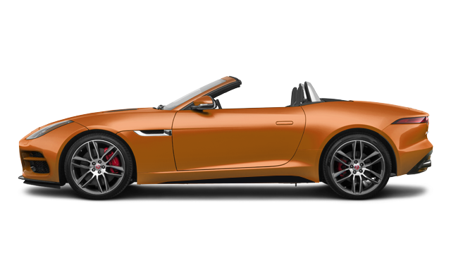 Jaguar F-Type Convertible R 2019