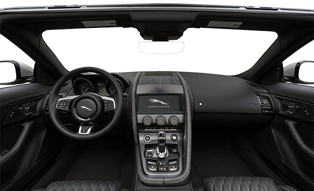 Jaguar F-Type Convertible SVR AWD 2019 - 1