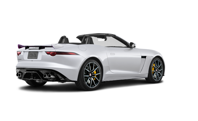 2019 Jaguar F-Type Convertible SVR AWD