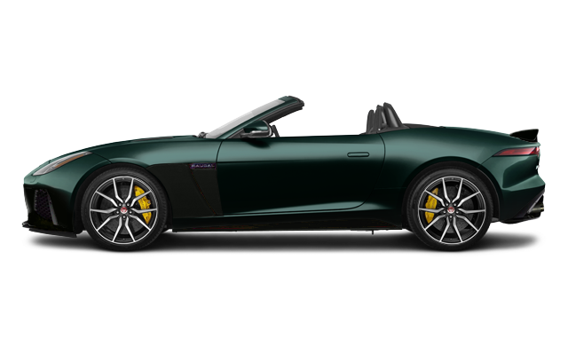 Jaguar F-Type Convertible SVR AWD 2019