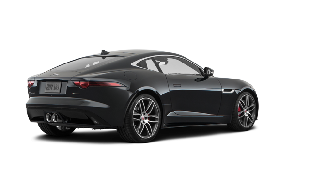 2019 Jaguar F-Type R-DYNAMIC AWD