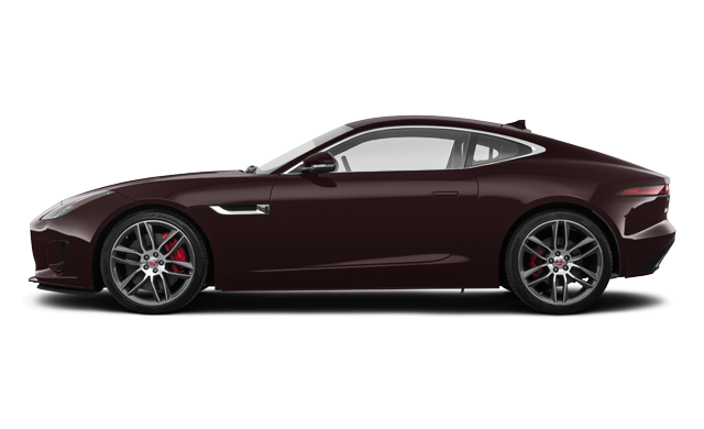 Jaguar F-Type R-DYNAMIC AWD 2019