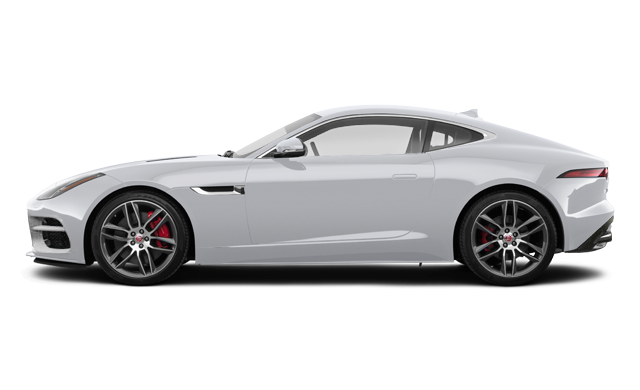 Jaguar F-Type R 2019