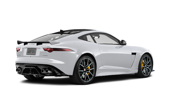 2019 Jaguar F-Type SVR
