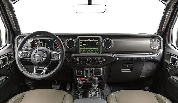Boulevard Dodge Chrysler Jeep | The 2019 Wrangler RUBICON ...