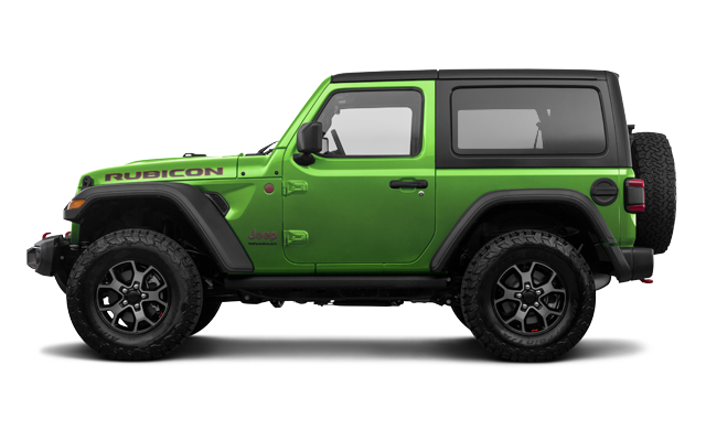 Jeep Wrangler RUBICON 2019