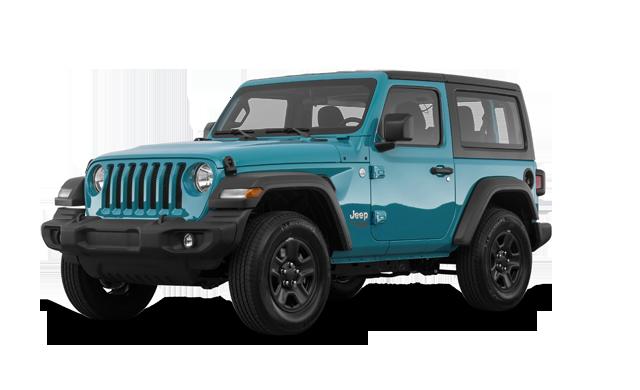 Boulevard Dodge Chrysler Jeep | The 2019 Wrangler SPORT in ...