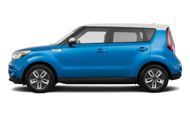 Kia Soul EV EV LUXURY 2019