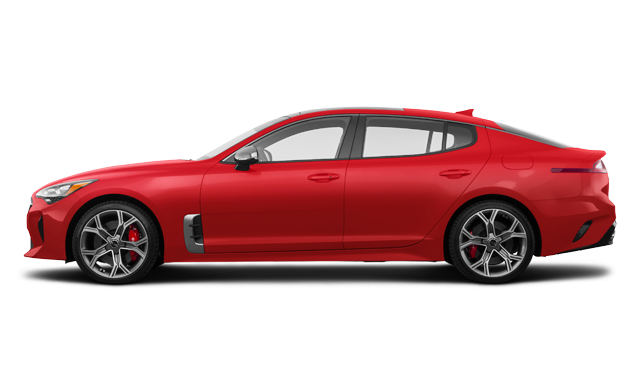 Kia Stinger GT LIMITED 2019