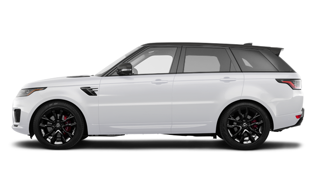 2019 Land Rover Range Rover Sport Hybrid HST