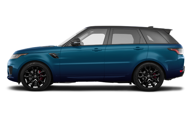 Land Rover Range Rover Sport Hybrid HST 2019