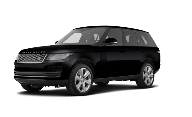 2019 Land Rover Range Rover HSE