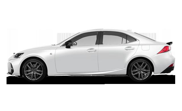 Lexus IS 300 AWD BLACKLINE 2019