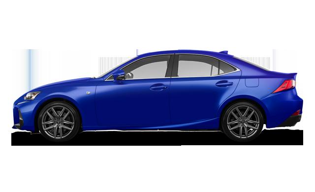 Lexus IS 300 AWD F SPORT 2019