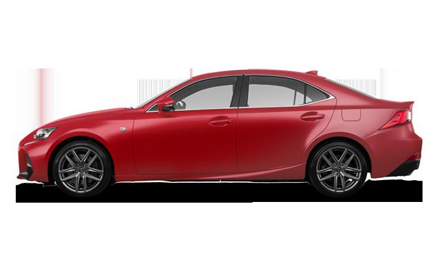 Lexus IS 300 RWD F SPORT 2019