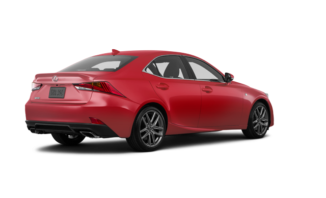 2019 Lexus IS 350 AWD F SPORT - From $53,070 | Erin Park Lexus