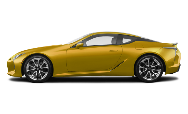 Lexus LC 500 Inspiration Series 2019