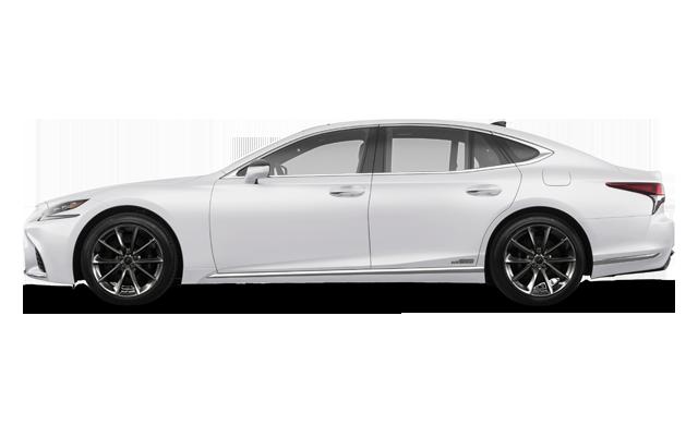 Lexus LS 500h BASE 500h 2019
