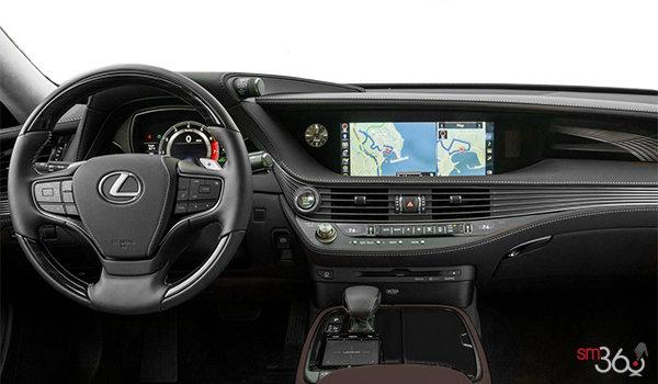 2019 Lexus LS 500H
