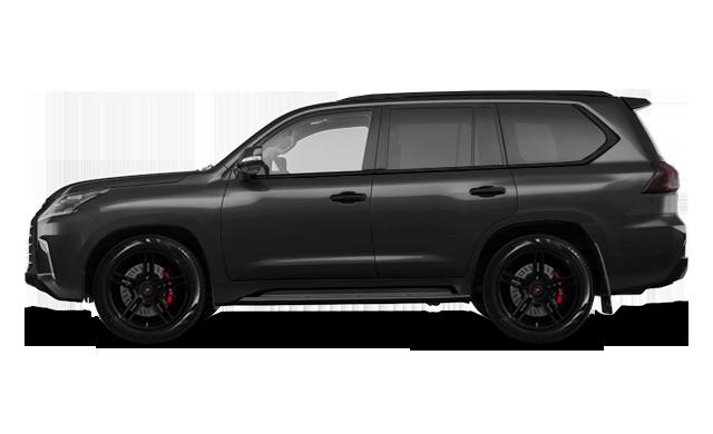 Lexus LX Édition Nightfall 2019