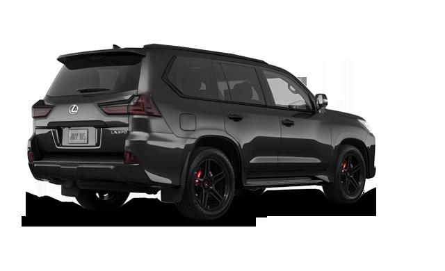 2019 Lexus LX Nightfall Edition