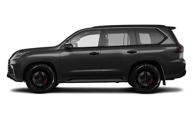 Lexus LX Nightfall Edition 2019