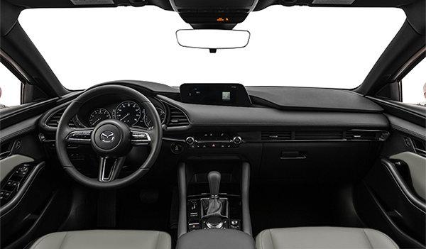 Black Book Trade In >> Gerry Gordon's Mazda   The 2019 Mazda3 Sport GS i-ACTIV AWD