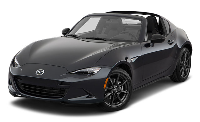 Mazda MX-5 RF GS-P 2019 - photo 3