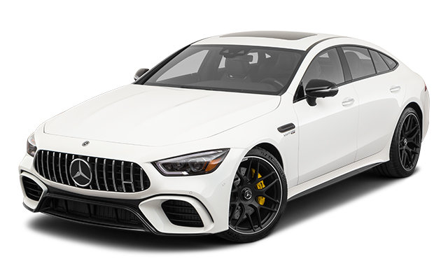 Mercedes-Benz AMG GT 4 portes AMG 63 2019 - photo 2