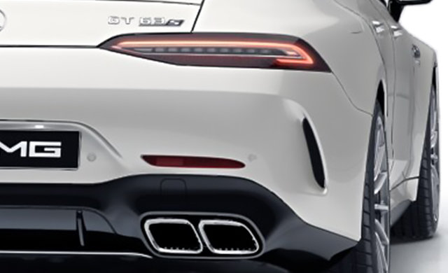 Mercedes-Benz AMG GT coupe AMG 63 S 2019 - photo 1