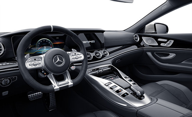 Mercedes-Benz AMG GT coupe AMG 63 S 2019 - photo 3