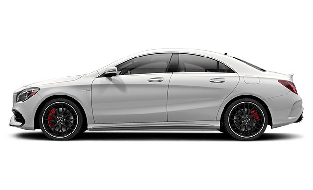 2019 Mercedes Benz Cla 45 Amg 4matic Starting At 61 145 Duval
