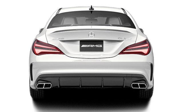Mercedes-Benz CLA 45 AMG 4MATIC 2019 - photo 1
