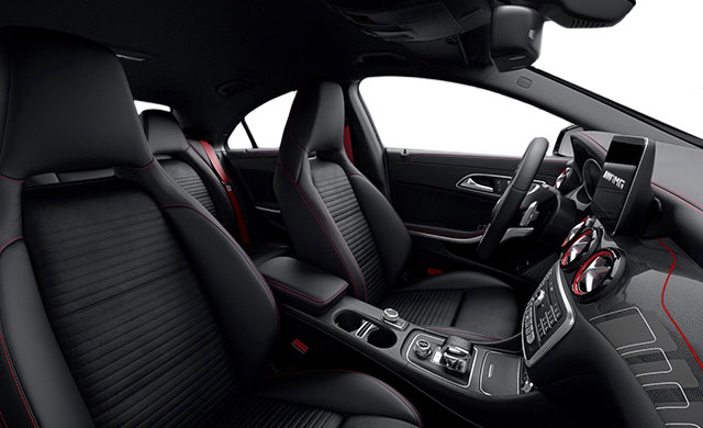 2019 Mercedes Benz Cla 45 Amg 4matic Starting At 61145 0