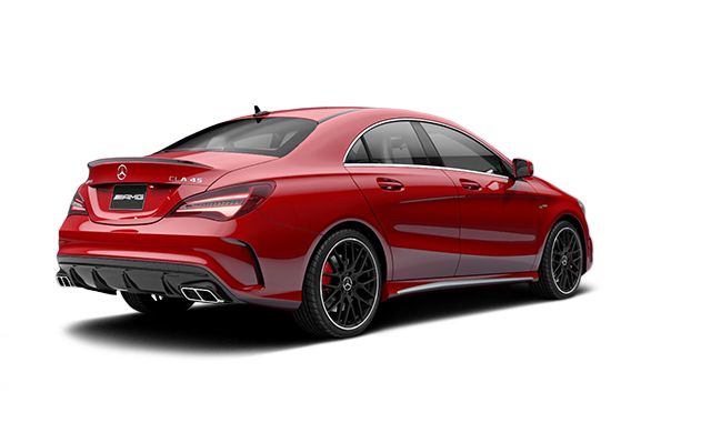 Mercedes-Benz CLA 45 AMG 4MATIC 2019