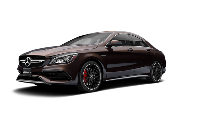 2019 Mercedes Benz Cla 45 Amg 4matic Starting At 61 145