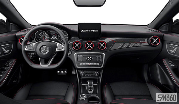 2019 Mercedes Benz Cla 45 Amg 4matic Starting At 58 774