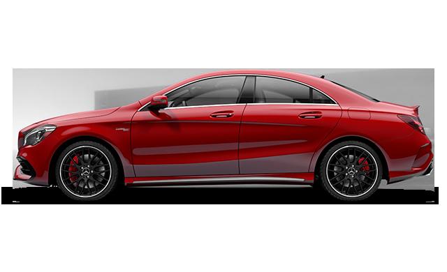 Mercedes-Benz CLA 45 AMG 4MATIC 2019