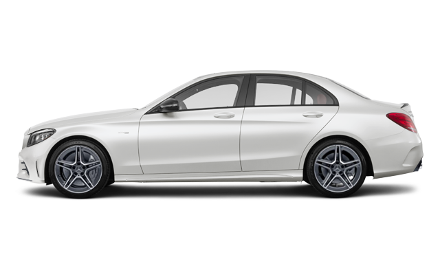 2019 Mercedes-Benz C-Class Sedan AMG 43 4MATIC