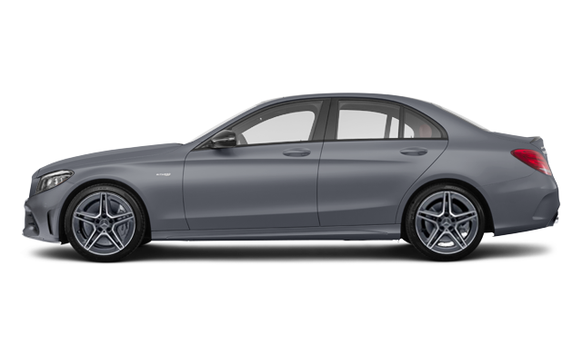 Mercedes-Benz C-Class Sedan AMG 43 4MATIC 2019