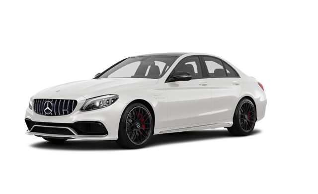 2019 Mercedes-Benz C-Class Sedan AMG 63 S