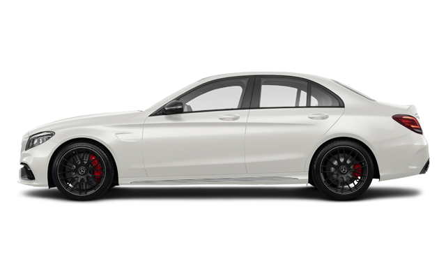 Mercedes-Benz C-Class Sedan AMG 63 S 2019